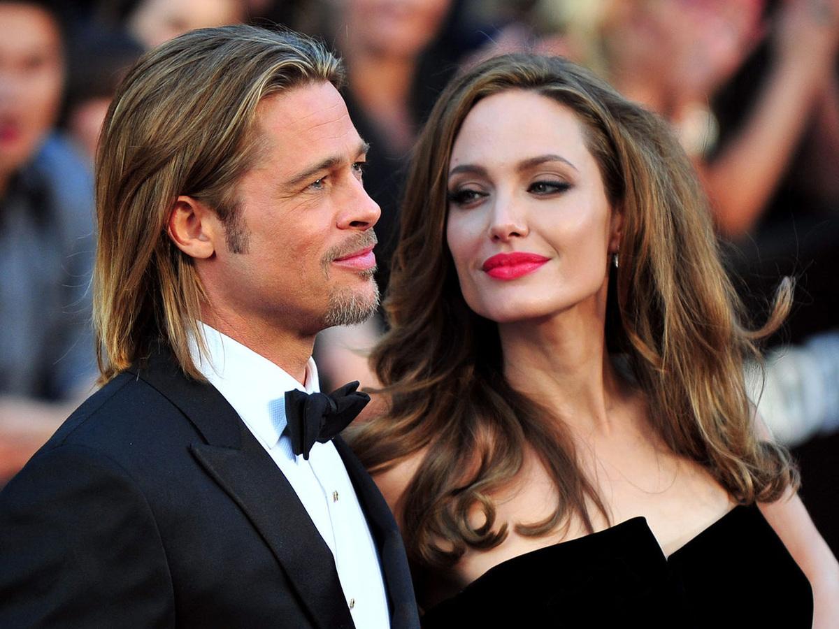 Экс-супруги Джоли встретились навручении «Золотого глобуса»