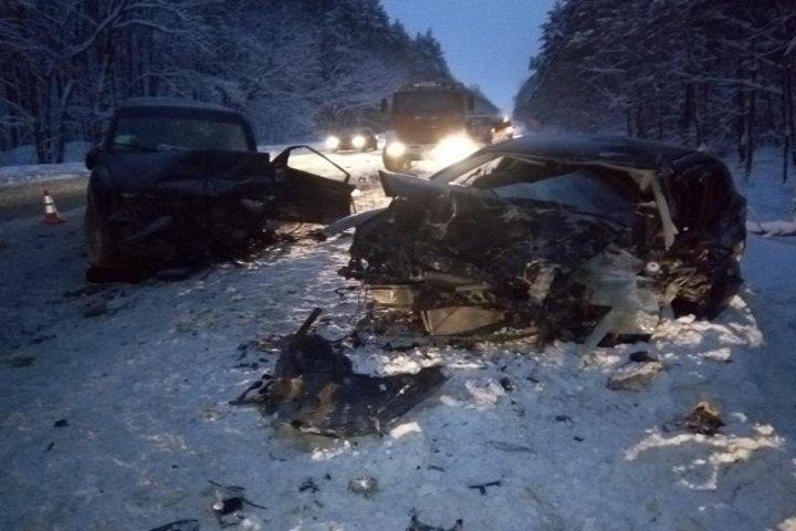 В Рязанской области погибли жители Твери Фото: УМВД РФ по Рязанской области
