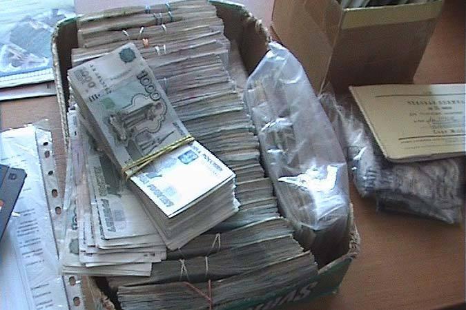ВАстраханской области «предприимчивые» сотрудники банка похитили 537 млн