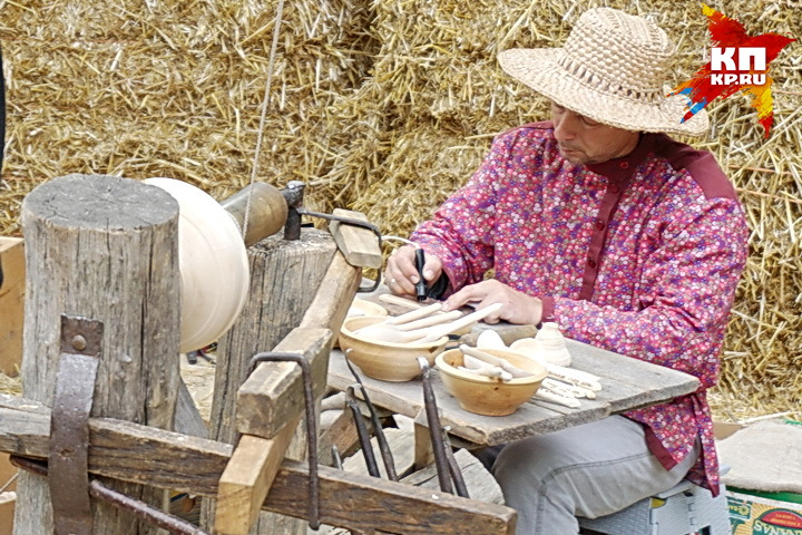 Центральный парк культуры иотдыха вВоронеже оборудуют трассой для маунтинбайка
