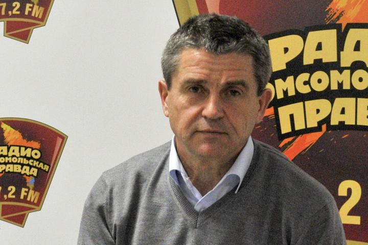 Владимир Маркин презентовал новейшую книгу оследователях