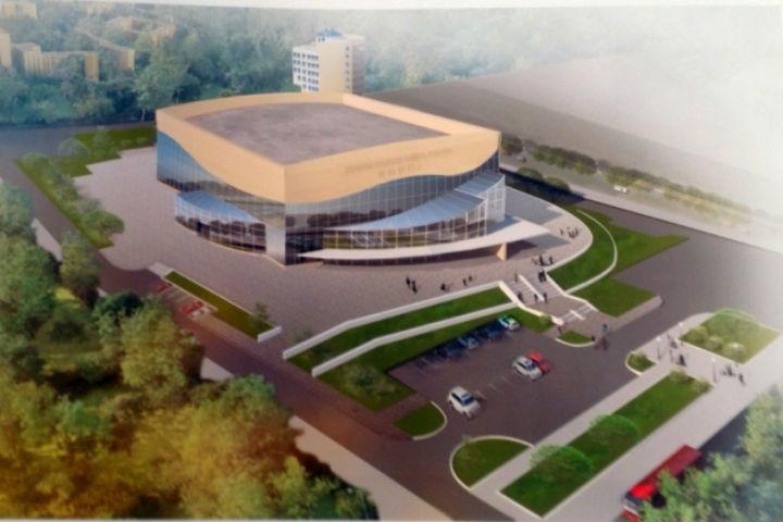 Дворец водных видов спорта начнут строить зимой