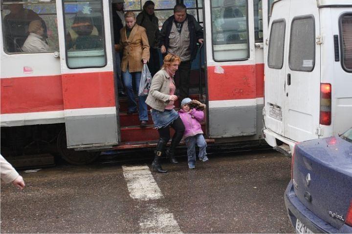 ВТвери на руб. подорожает городской транспорт