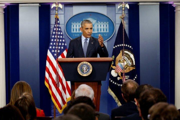 Барак Обама даст последнюю пресс-конференцию вкачестве президента США