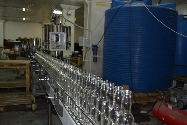 Впоселке Элеватор найден цех попроизводству алкоголя