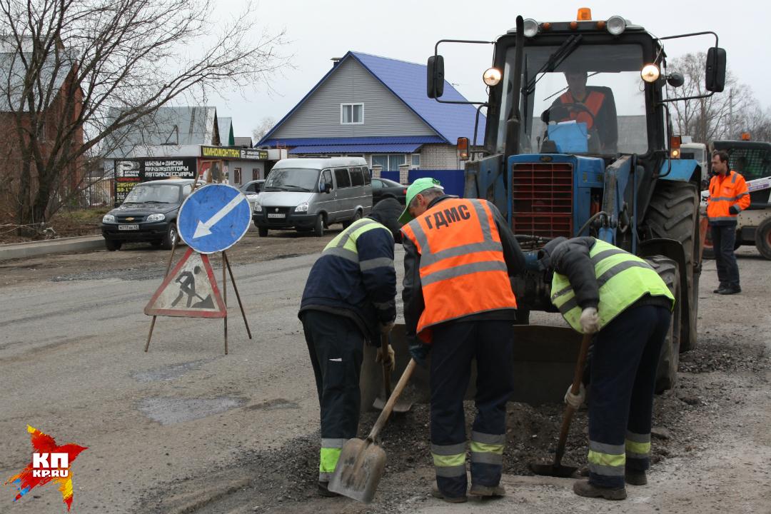Наремонт дорог вКирове в 2017г направят 130 млн руб.