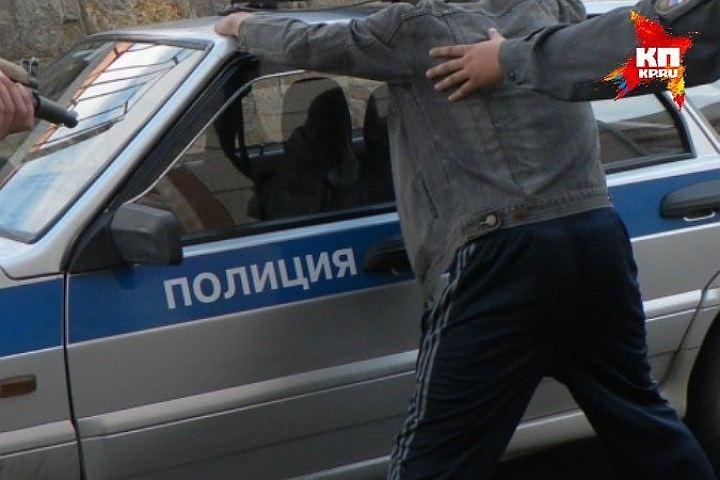 ВЧелябинской области нетрезвый шофёр приостановил авто только после выстрелов полицейских