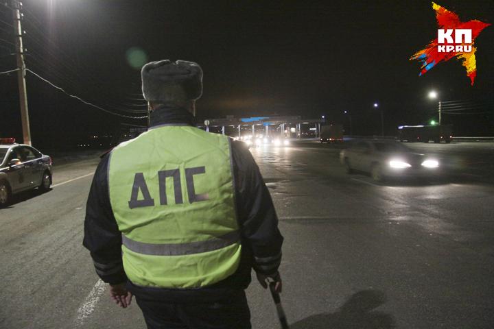 Работники брянского ФСБ задержали завзятки четырех гаишников