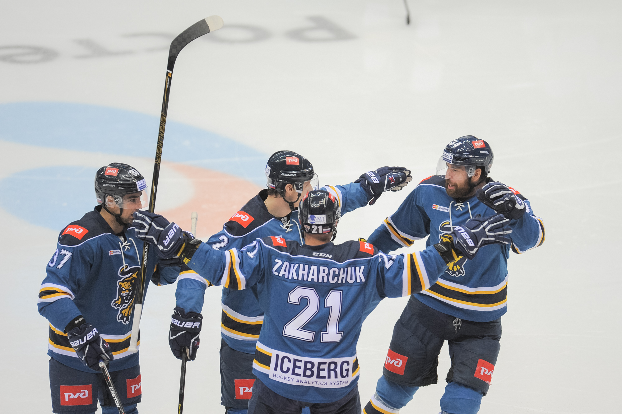 Хоккеисты «Сочи» обыграли «Севесталь» надомашнем льду