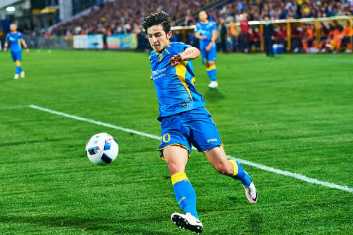 ФИФА встала насторону нападающего «Ростова» Азмуна вего конфликте с«Рубином»