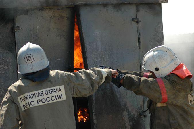ВВолгоградской области подожгли дачные дома