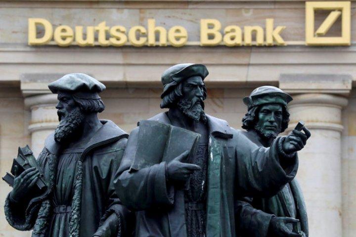 Deutsche Bank оштрафован на625 млн долларов завывод денежных средств изРФ
