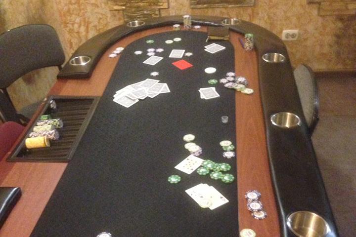 ВХабаровске пресечена деятельность подпольного казино
