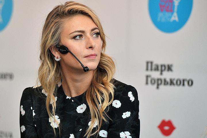Мария Шарапова презентовала шоколад собственной марки в российской столице