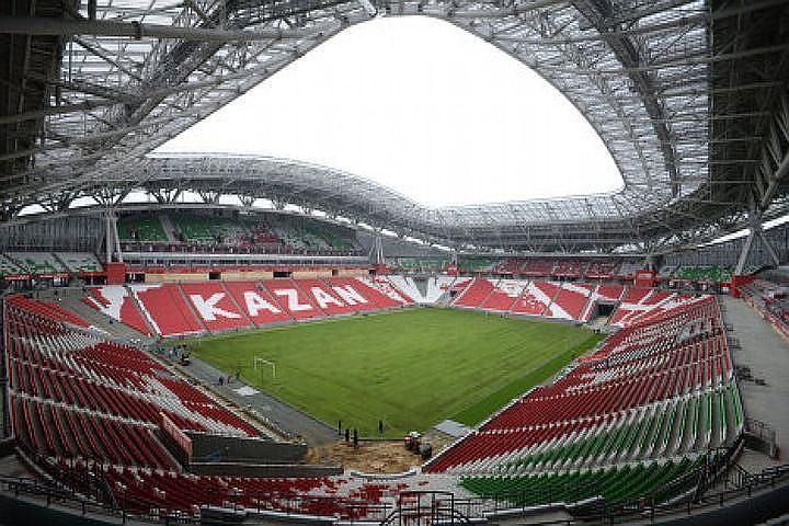 Подготовка кКубку Конфедераций вКазани обойдется в2 млрд руб.