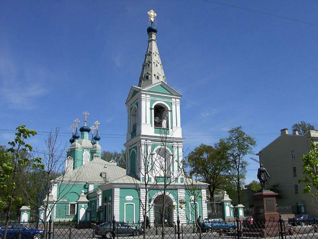 ВПетербурге создадут Музей Северной войны после передачи Сампсониевского храма РПЦ