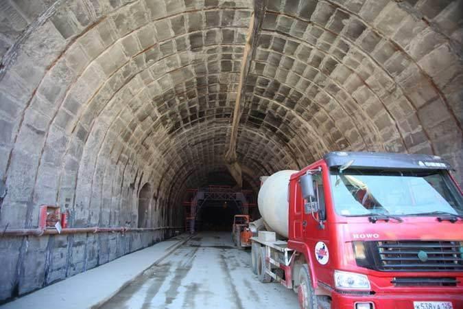 Надороге Майкоп— Туапсе посоветовали построить платный тоннель