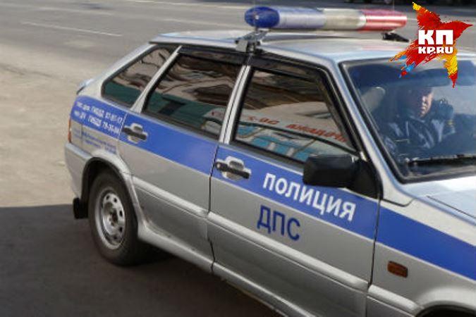 Шофёр «десятки», перевернувшейся впроцессе погони ДПС, был нетрезв - милиция