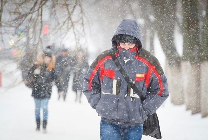 НаКубань 8февраля придет реальная зима соснегом и необычайным ветром