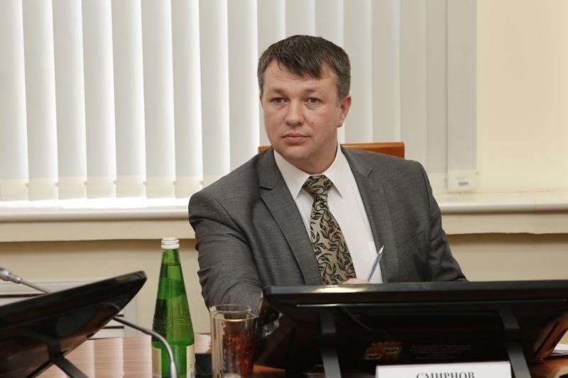 Олег Смирнов возглавил городскую избирательную комиссию Краснодара