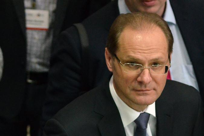 СК закончил дело против экс-губернатора Новосибирской области