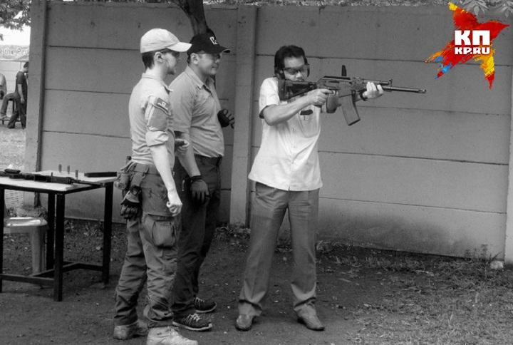 Концерн «Калашников» начал экспорт ружей вИндонезию ФОТО