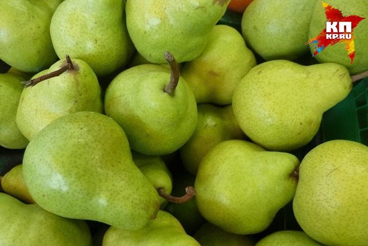 ВУхте уничтожили две тонны польских овощей ифруктов