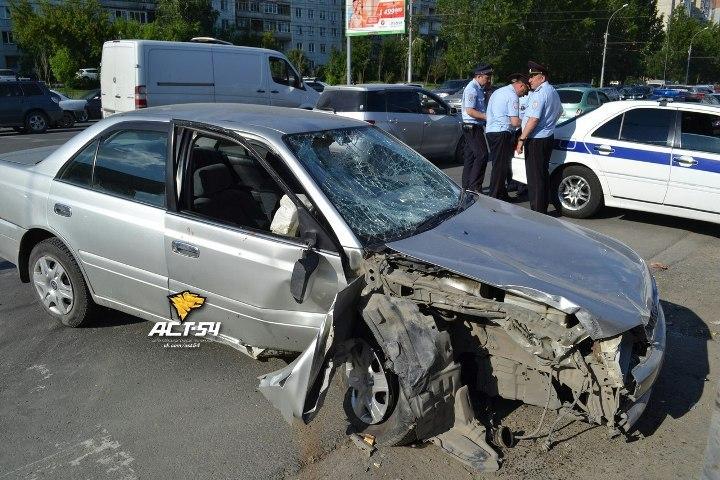 Виновнику смертоносного ДТП сдетьми вНовосибирске вынесли вердикт