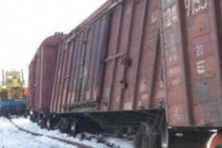 ВИркутской области 15 вагонов сулем сошли срельсов