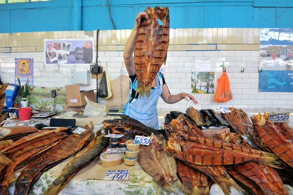 Граждане Волгоградской области заражаются паразитами, употребляя рыбу семейства карповых