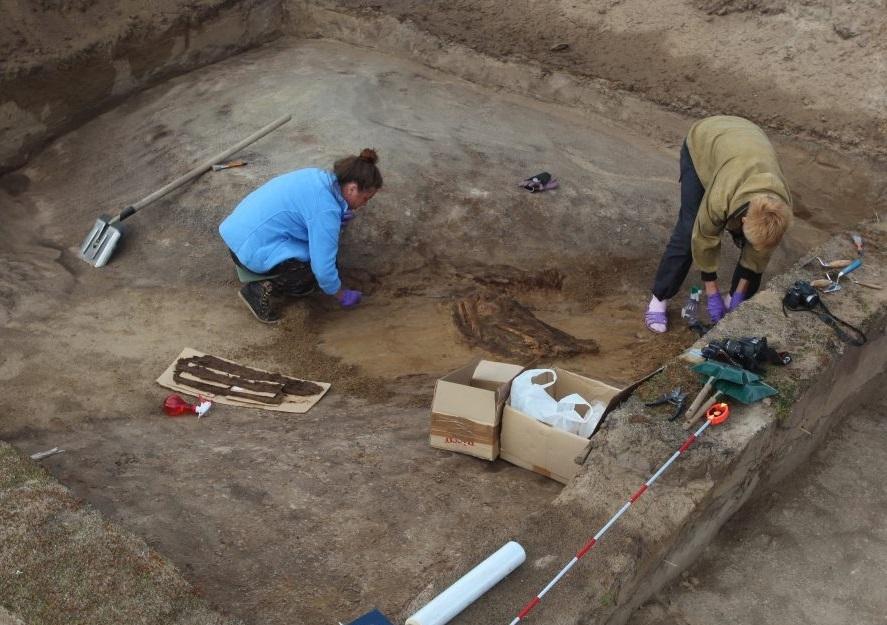 НаЯмале найдены древнейшие могилы, необыкновенные для тундры
