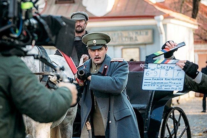 Граждане Пятигорска смогут подработать всъемках фильма «Хождение помукам»