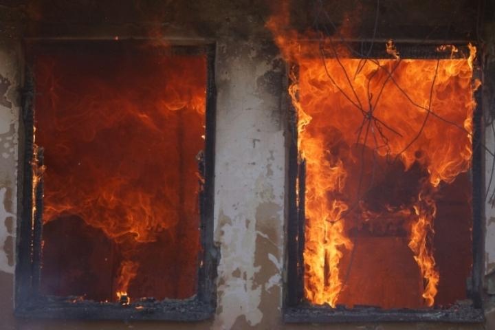 ВЧистопольском районе впожаре в личном доме умер мужчина