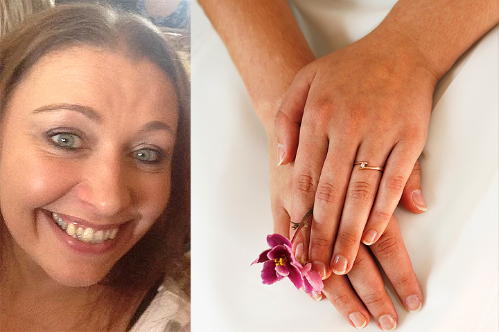 39-летняя британка устала искать мужа, ивыйдет замуж засаму себя