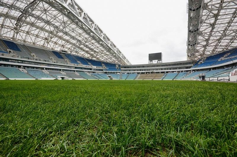 Сотрудники FIFA и организационного комитета «Россия-2018» проверят «Ростов Арену»