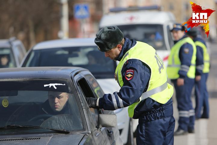 Напраздники брянцев ожидают сплошные проверки на трассах