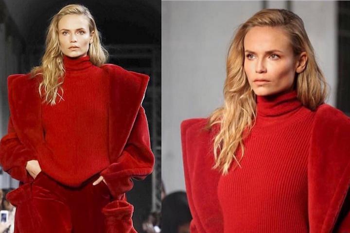 Модель изПерми Наташа Поли открыла Неделю моды вМилане