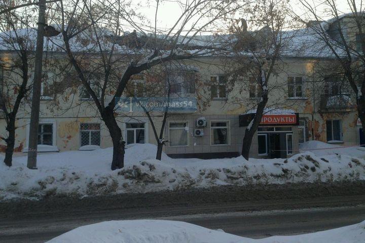 Вдоме наулице Богдана Хмельницкого обрушилась крыша
