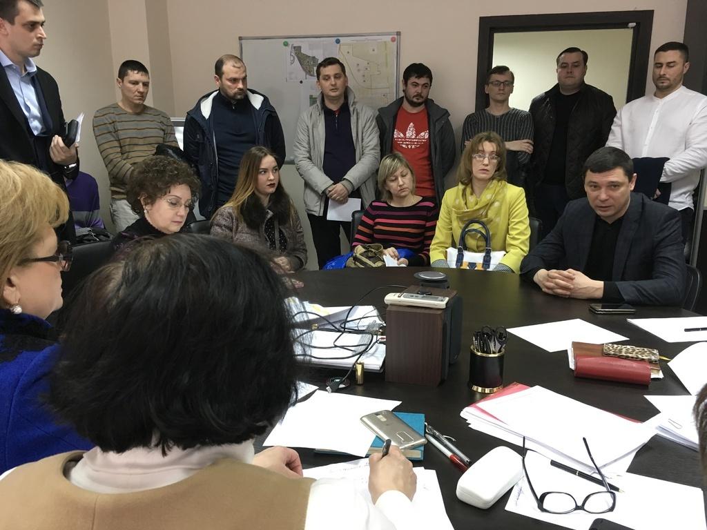 Замы главы города Краснодара проведут выездные приемы вМузыкальном микрорайоне