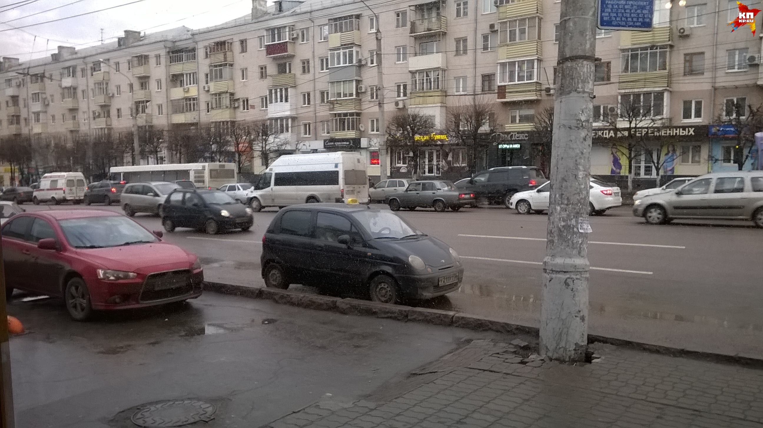 Три тысячи платных парковочных мест появятся вВоронеже доначала зимы