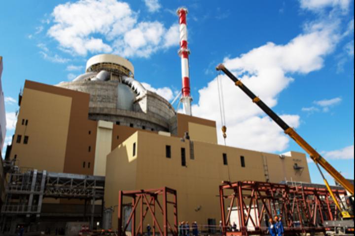 1-ый вмире «постфукусимский» блок АЭС сдан вэксплуатацию в РФ