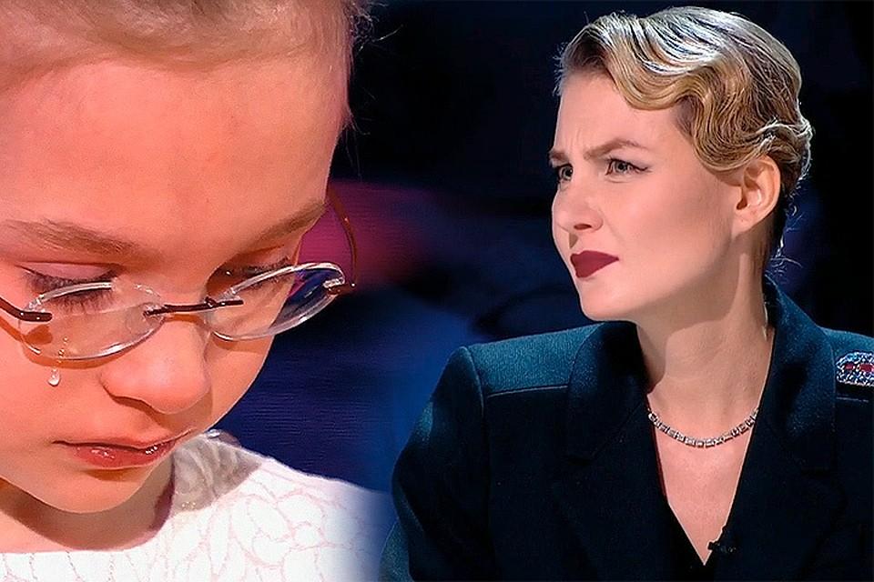 По мнению Литвиновой, восьмилетняя Вика не похоже ли понимала в рассуждении нежели поёт.