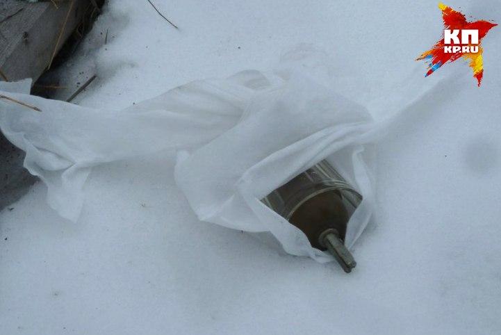 Вгороде Артемовский неизвестные подбросили гранату кдому местного депутата