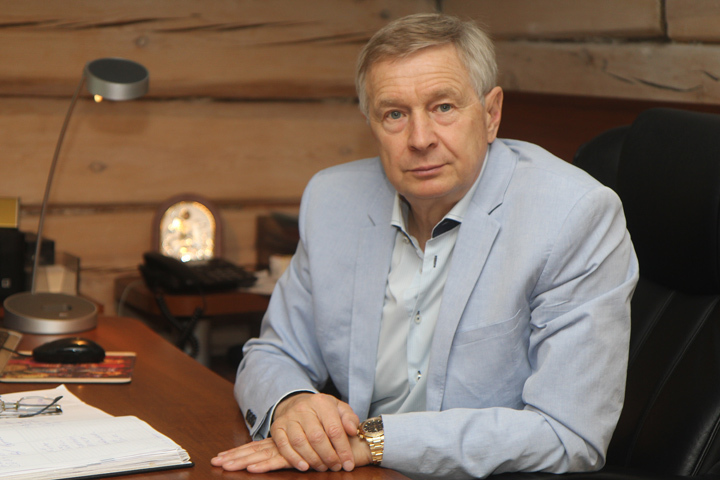 Юрий Коренев стал председателем Общественной палаты Иркутска
