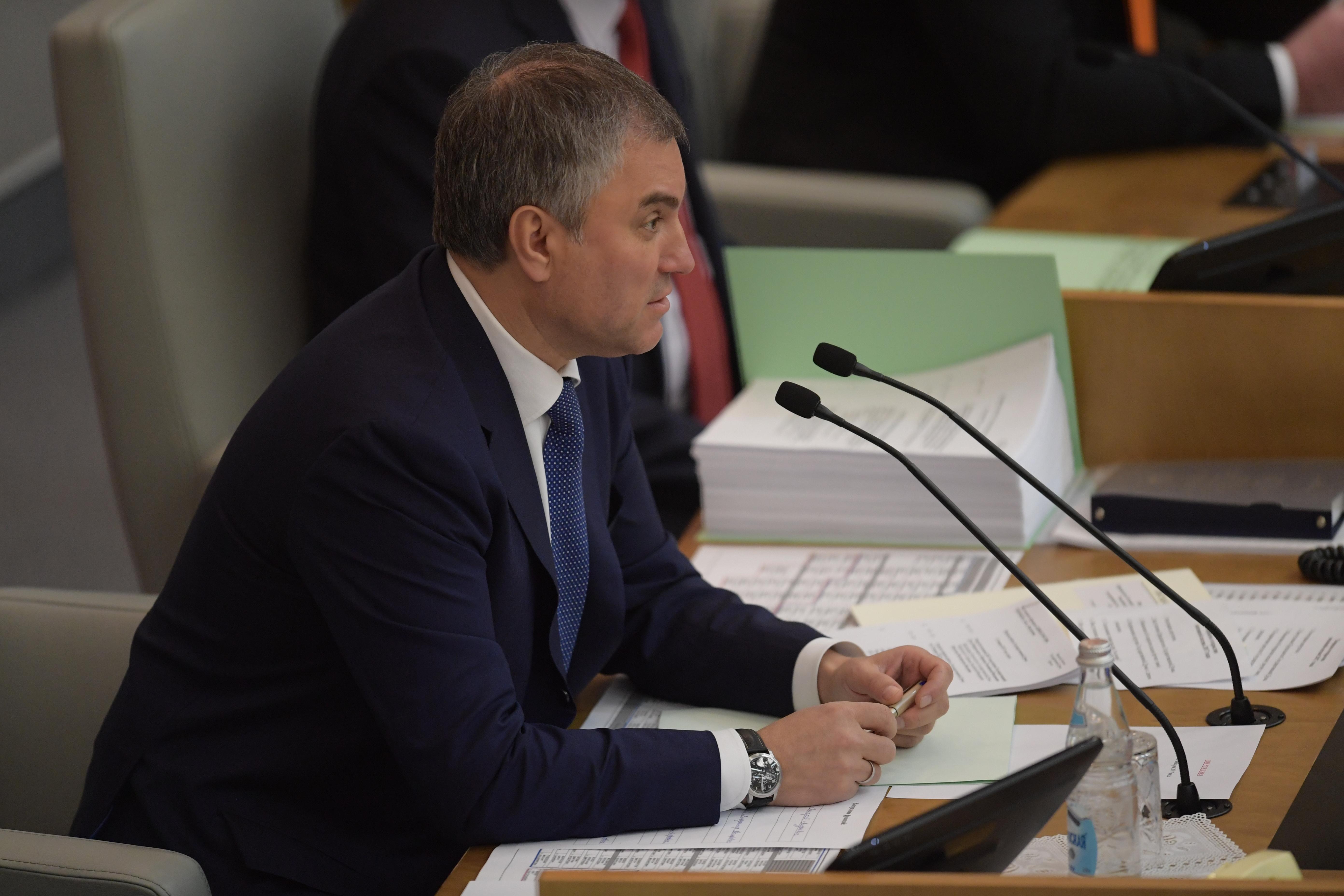 Ваппарате Государственной думы зреют серьезные изменения