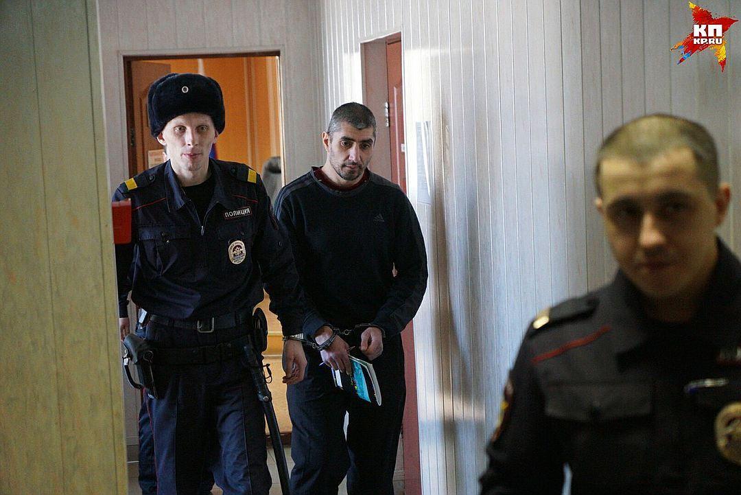 ВСвердловской области мужчина признан виновным вубийстве 6-ти  человек