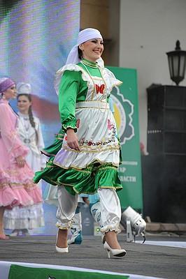 Костюм татарочки
