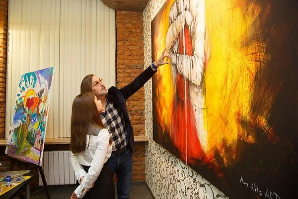 Конкурс молодых художников петербург