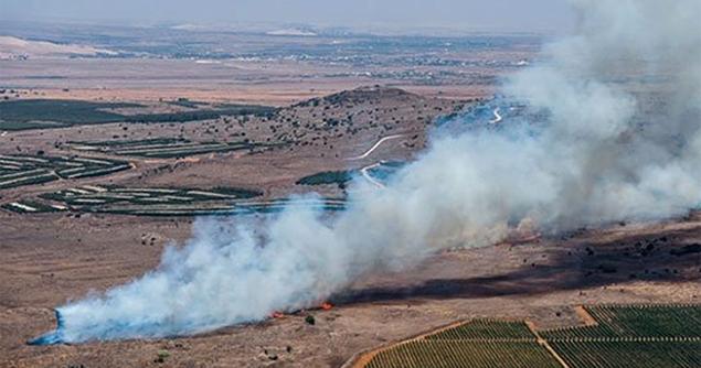 По словам турецких военных, самолет нарушил воздушное пространство Турции и после предупреждения был атакован Фото: Twitter.com