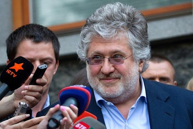 Украинский олигарх Игорь Коломойский подал иск против России Фото: РИА Новости